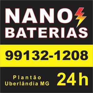 Nano baterias - entrega à domicílio!