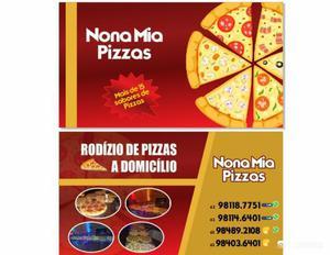Nona mia rodízio de pizzas a domicílio!!