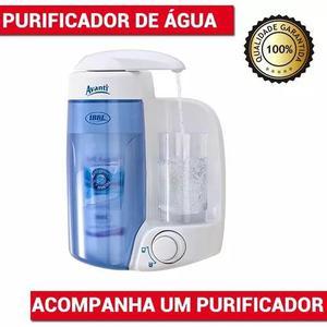Purificador + filtro purificador ibbl branco