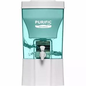 Purificador purific natureza verde - refil low fluor