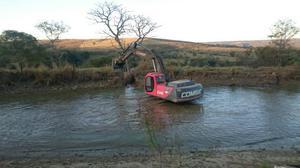 Rs locações de máquinas pesadas e escavações