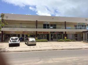 Sala comercial com 1 quarto para alugar, 24 m² por r$