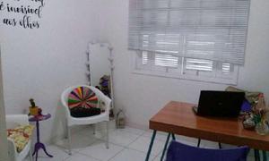 Sala comercial para alugar, 8 m² por r$ 1.500/mês