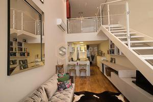 Apartamento · 64m2 · 1 quarto · 1 vaga
