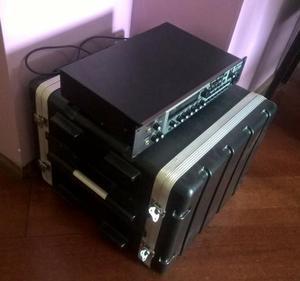 Boss gt pro processador amplificador multi efeitos rack
