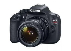 Canon t5 dlsr + tripé