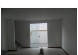 Duplex em maria paula - 2 qts em mini condomínio