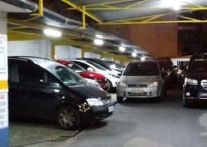 Estacionamento liq.5,5 mil pço.150 mil na santa cecília.