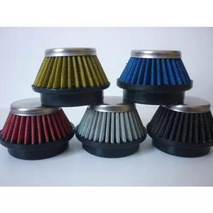 Filtro ar esportivo moto xt225- tdm- twister- cb400/450 50mm