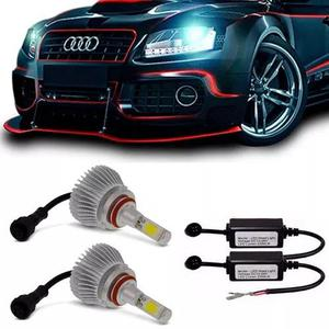 Kit led automotiva xenon h1 h3 h7 hb3 h27