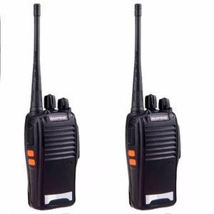Kit com 2 rádios comunicador walk talk alcance 12km