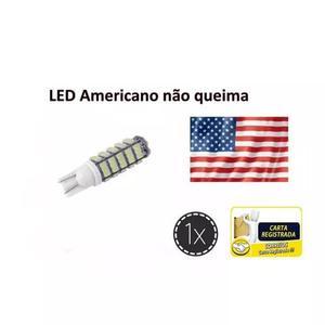 Lampada pingo led t10 68 leds chip americano alta qualidade