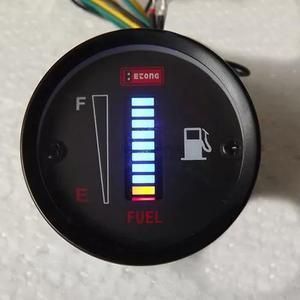 Medidor marcador de combustível digital universal carro