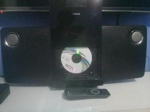 Micro system hi-fi philips semi novo