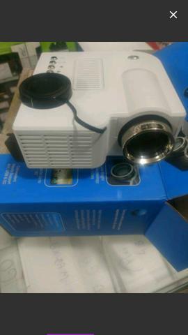 Mini projetor led 48 lumens