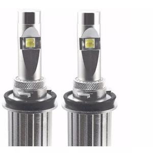 Par lâmpada farol 12.000 lm led cree xhp50 h4 hb3/4 h7 h11