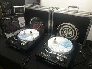 Technics sl1200 mk2 e aparelhagem de som