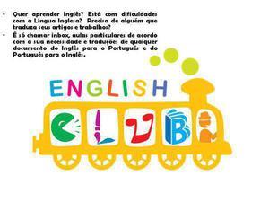 Traduções e aulas particulares