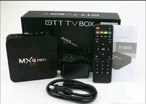 Tv box 4k ultra hd android para transformar sua tv em smart,