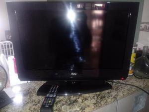 Tv lcd aoc 26 polegadas. hdmi
