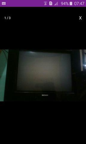 Vendo televisão 20 polegadas!!