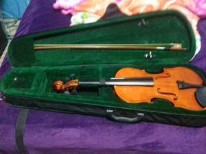 Violino + case aveludada - nunca usado