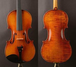 Violino master mazibin luthier, modelo exclusivo!!