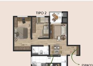 Apartamento 2 quartos alto padrao minha casa minha vida