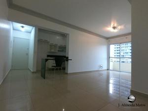 Apartamento com 3 quartos para alugar, 83 m² por r$