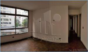 Apartamento com 4 quartos para alugar, 148 m² por r$