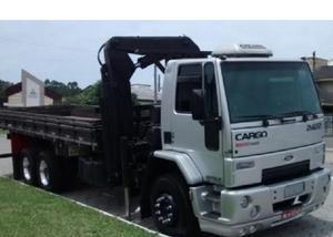 Caminhão ford cargo financie com taxas competitivas