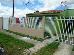 Casa com 2 quartos para alugar, 48 m² por r$ 550/mês