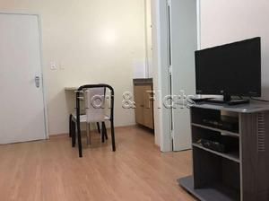 Flat com 1 quarto para alugar, 35 m² por r$ 1.300/mês