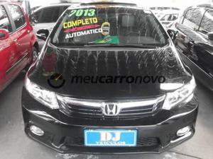 Honda civic sedan exs 1.8/1.8 flex 16v aut. 4p 2012/2013