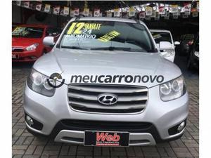 Hyundai santa fe gls 2.4 tiptronic 2011/2012