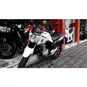 Honda fan 160 okm branca shadai motos