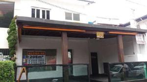 Imóvel comercial com 3 quartos para alugar, 203 m² por r$