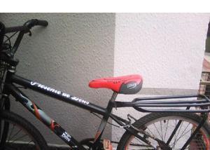 Linda bicicleta samy semi nova