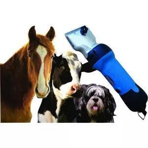 Máquina tosa tosquiadeira cavalos equinos gado+lamina extra