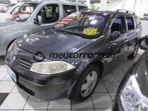 Renault megane grand tour dynamique 2.0 16v aut. 2008/2008