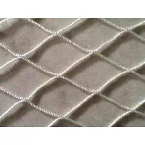 Rede de proteção malha 5cm nylon até 7 metros de largura