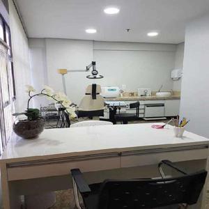 Sala comercial para alugar, 27 m² por r$ 2.000/mês