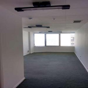 Sala comercial para alugar, 28 m² por r$ 1.200/mês