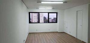 Sala comercial para alugar, 34 m² por r$ 1.300/mês
