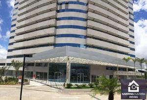 Sala comercial para alugar, 45 m² por r$ 1.300/mês