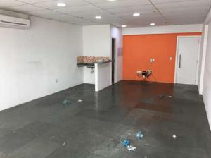 Sala comercial para alugar, 54 m² por r$ 1.500/mês