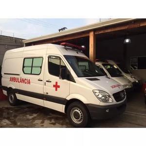 Sprinter ambulância simples r