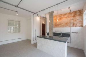 Apartamento com 1 quarto para alugar, 37 m² por r$
