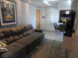 Apartamento com 2 quartos à venda, 75 m² por r$ 480.000