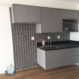 Apartamento para alugar, 39 m² por r$ 2.500/mês